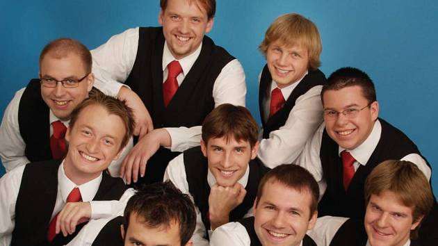 Vokální soubor Gentlemen Singers