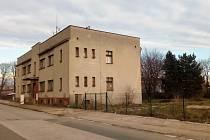 Objekt v hradecké Honkově ulici.