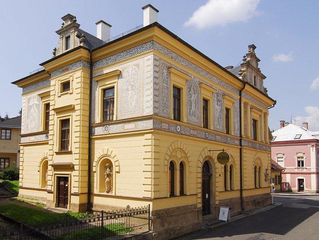 Suchardův dům, Nová Paka