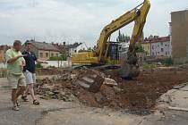 Zahájení stavby