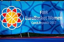 Hradec Králové patří mistrovství Evropy v basketbalu žen.
