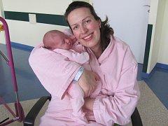 ELENA HAVLOVÁ se narodila 17. února v 8.04 hodin.  Měřila krásných 51 centimetrů a vážila 3750 gramů. Holčička vykouzlila úsměv na tváři mamince Michaele a tatínkovi Martinovi. Rodina bydlí v Hradci Králové.