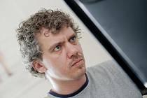 Generální manažer multikina CineStar v Hradci Králové Petr Provazník při on-line rozhovoru se čtenáři Deníku.