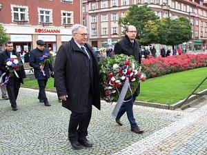 Oslavy 28. října v Hradci Králové