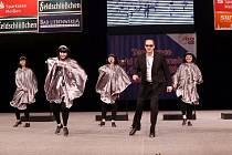 Choreografie Bodyguard - osobní strážce.