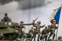 Soubor vojáčků nazvaný Byli jsme připraveni v roce 1938.