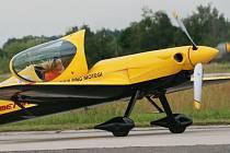 Zakončení mistrovství Evropy v letecké akrobacii a letecký den.