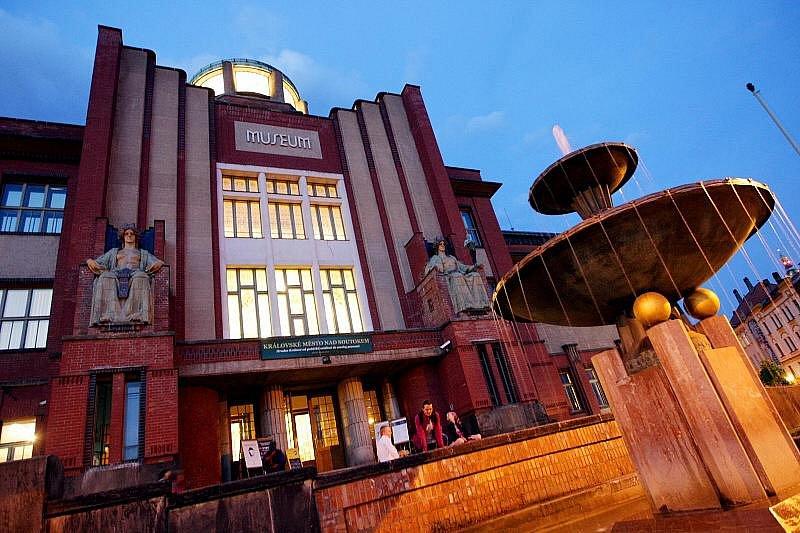 Čtvrtý ročník Královéhradecké muzejní noci v Hradci Králové se konal 20.května