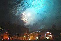 Ohňostroj HK 1.1.2008