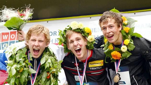 Mistrovství světa juniorů v orientačním běhu na Královéhradecku.