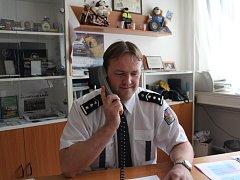 Petr Dušek, vedoucí odboru dopravní policie Královéhradeckého kraje.