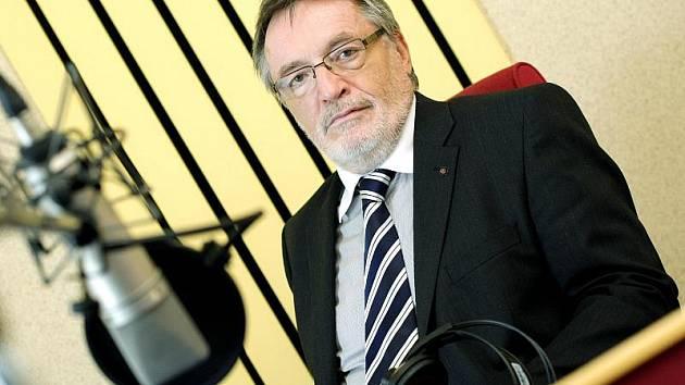 Generální ředitel Českého rozhlasu Peter Duhan.
