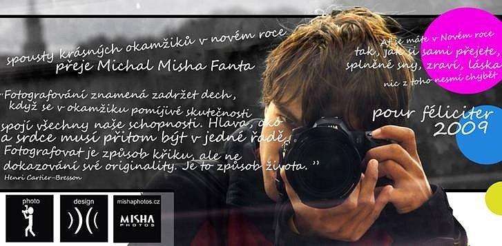 Michal Fanta, volný fotograf