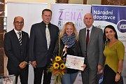 Ženou regionu se stala Tereza Melišová.