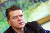 Na funkci ekonomického náměstka hradeckého primátora rezignoval v úterý ráno Boris Herman (ODS).