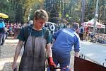 Den lesní techniky.