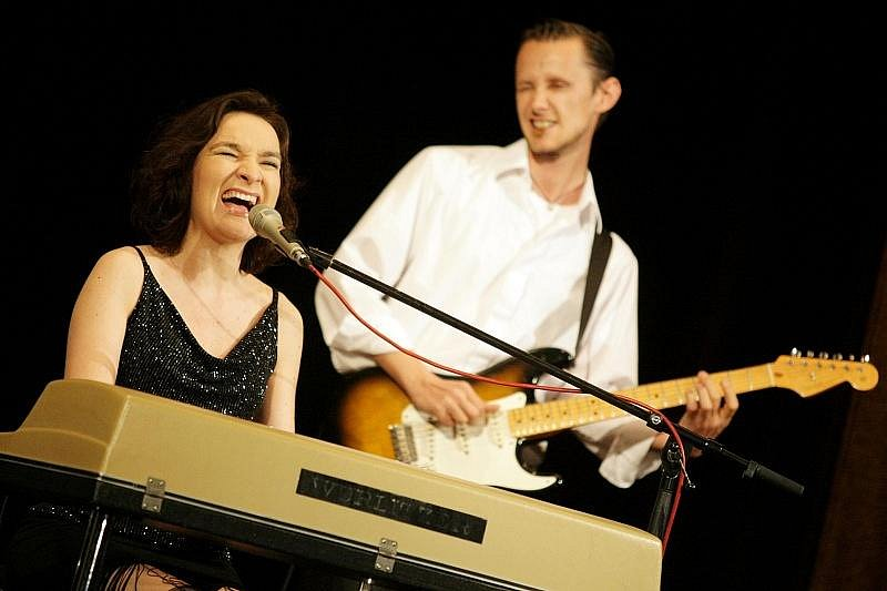 Jazz Goes To Town: Festival zahájila Alice Springs Blues Band.