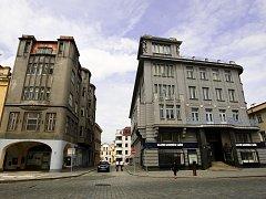 Zahájení rekonstrukce Galerie moderního umění v Hradci Králové.