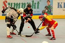 Hradecký tým těsně před startem jarní části extraligy hokejbalistů ovládl mezinárodní přípravný turnaj v Plzni, kde startovali například úřadující šampioni Slovenska či Švýcarska.