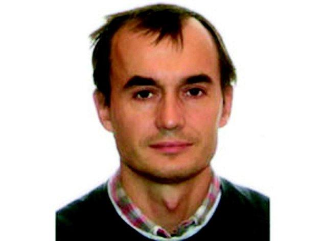 Doktorand z hradecké univerzity Radim Tobolka.