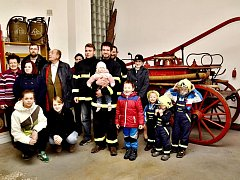 Dobráci roku: Sbor dobrovolných hasičů Jeníkovice.