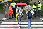Preventivní akce Zebra se za tebe nerozhlédne, 9. září 2010.