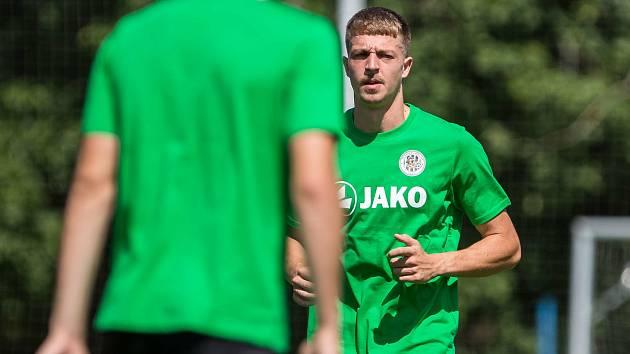 Vašulín, Fotbal fotbalová národní liga FC Hradec Králové  první trénink