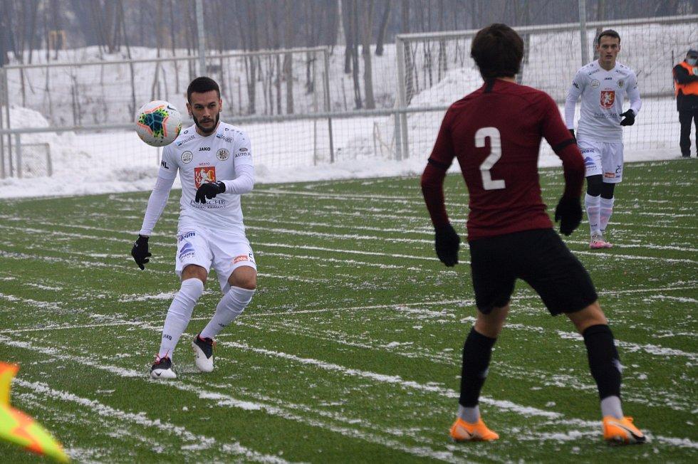 Fotbalová příprava: FC Hradec Králové - AC Sparta Praha B.