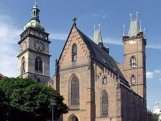 Katedrála sv. Ducha, hlavní stánek diecéze
