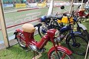 V Ledcích si dali dostaveníčko milovníci značky Jawa.