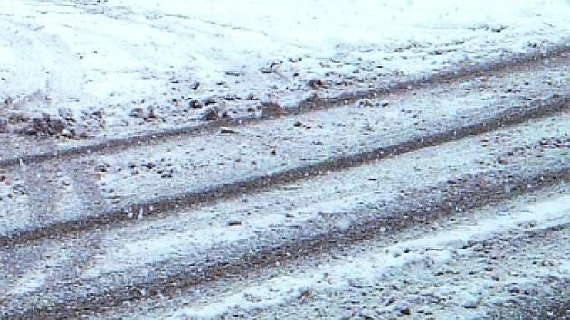 Martinský sníh vydržel, dokonce ho přibylo