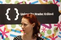 Den otevřených dveří na Univerzitě Hradec Králové.
