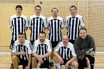 Turnaj starých gard v Třebši - 1. místo: Basa Team.