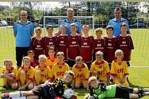 Výběr OFS Hradec Králové kategorie U-10 vyhrál přebor KFS Královéhradeckého kraje.
