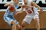 Basketbal, ŽBL: Hradec Králové - Karlovy Vary. (Sobota 23. října 2010)