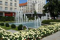 Hradec Králové, Ulrichovo náměstí