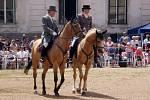 Zámek Karlova Koruna v Chlumci nad Cidlinou odstartoval novou sezonu. Úvodní den byl ve znamení koní ze stájí rodu Kinských i zámeckých paní.
