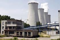 Elektrárna Chvaletice.