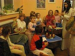 Dětský domov v Nechanicích.