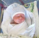 JAN BARTOŠ poprvé otevřel oči 4. září v 0.22 hodin. Měřil 50 centimetrů a vážil 3090 gramů. Radost z něj mají rodiče Lucie a Martin Bartošovi a tříletá sestra Anička z Dobrušky (Křovice).