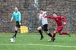 Přípravné utkání FC Hradec Králové vs. MFK Chrudim