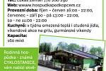 Hospůdka Pod Kopcem - Škrovád, Slatiňany