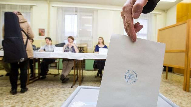 Volby na Královéhradecku.