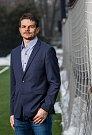 Výkonný ředitel fotbalového klubu FC Hradec Králové Jiří Sabou.