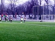 Krajská fotbalová I. A třída: FC Nový Hradec Králové - SK Dobruška.