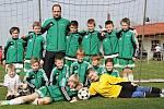 Fotbalový turnaj starších přípravek O pohár kapitána na Novém Hradci Králové - Ústí nad Orlicí.