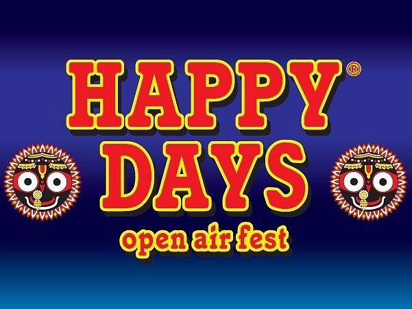 Happy Days, největší letošní letní party v České republice