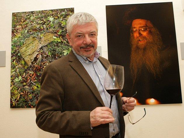 Výstava fotografií Vladimíra Železného nazvaný Můj Štetl.