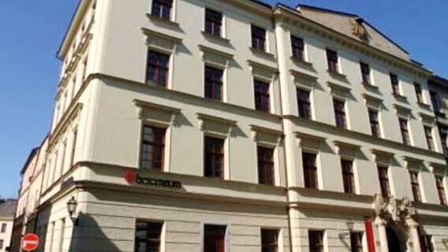 Nominace na Stavbu roku Královéhradeckého kraje 2012: Boromeum, Hradec Králové.