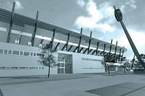 Vize 2006: Malšovický stadion, Ing. arch. David Kotlán, Ing. arch. Vít Vencour a kolektiv